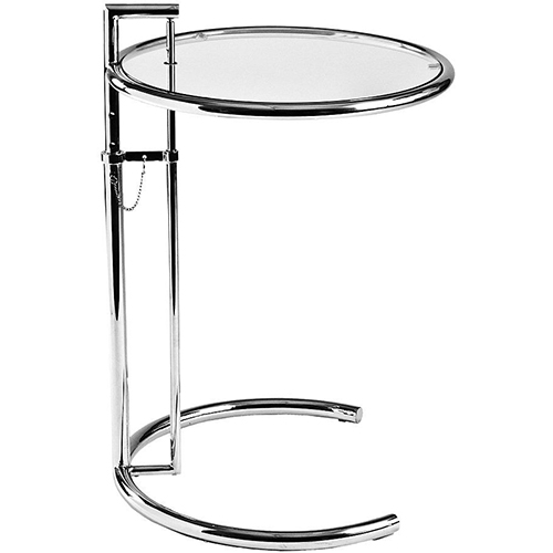 Eileen Gray Side Coffee Table Hire London