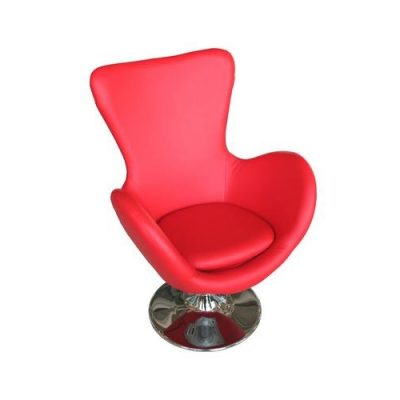 Funky Red Egg Chair Hire London