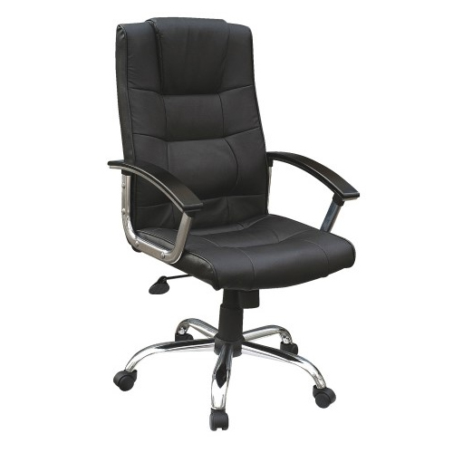 High Back Leather Executive Office Chair Hire