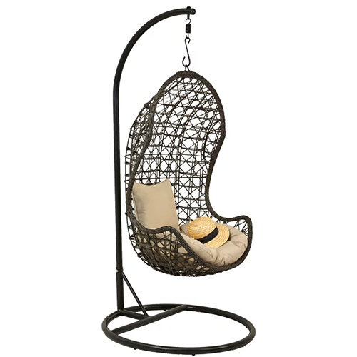 Rattan Swing Chair Hire London