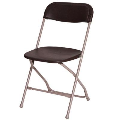 Black Samsonite Chair Hire