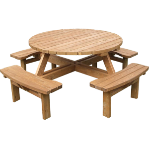 Outside Furniture Picnic Bench Hire