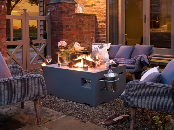 Trendy Fire Pit Hire London