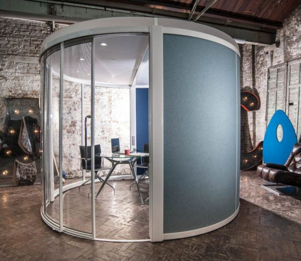 Cheap meeting pods
