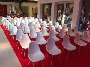 Eames Chair Hire