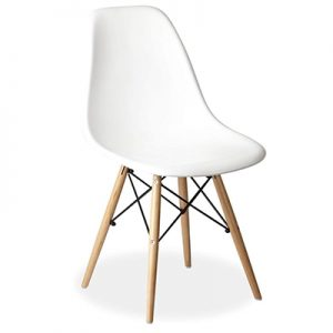 Stunning Designer Eames DSW Chair Hire London
