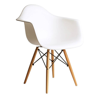 Stunning Designer Eames DAW Chair Hire London