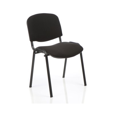 Stacking Conference Chair Hire - Black S002 London