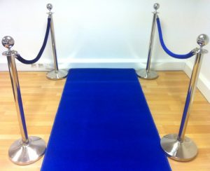 blue-carpet-hire-london