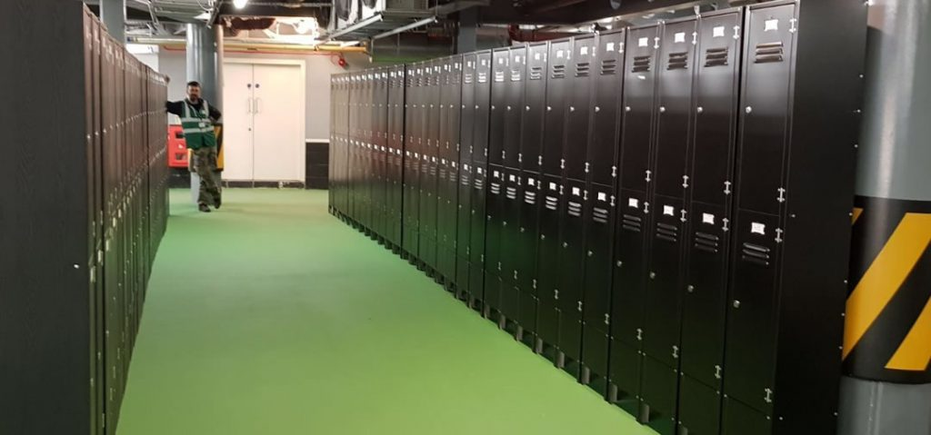 locker-hire London