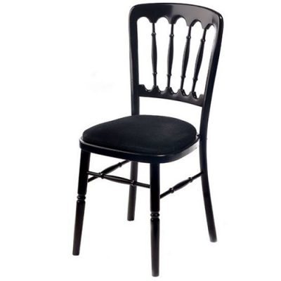 Black Banquet Chair Hire