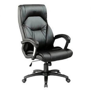 High Back Leather Executive Office Chair Hire London