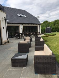 Rattan Outdoor furniture Hire London