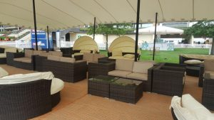 Rattan Day Bed and Sofa Hire London