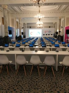 Office table and chair hire London