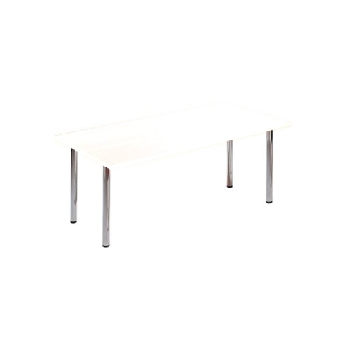 Office Meeting Table - White