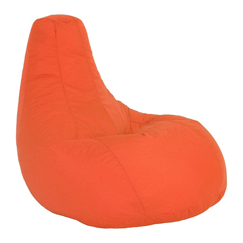 Orange Bean Bag Hire London