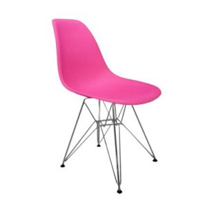 Pink DSR Chair Hire (Eames Style)
