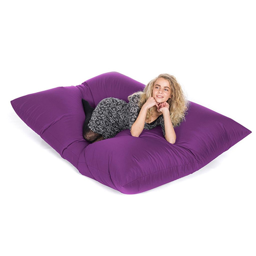 Purple Bean Bag London