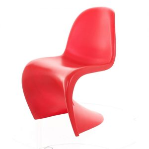 Red Panton Chair Hire
