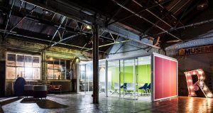 Meeting Glazed Pods Hire London