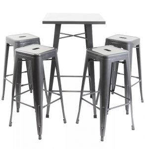 Bar Stool and Table Hire London