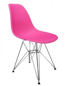 Pink DSR Chair Hire (Eames Style) London