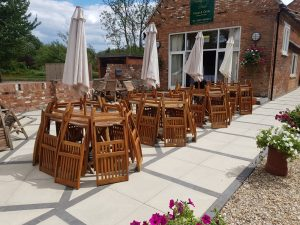 Patio Furniture Hire London