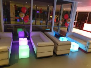 LED Furniture Hire London