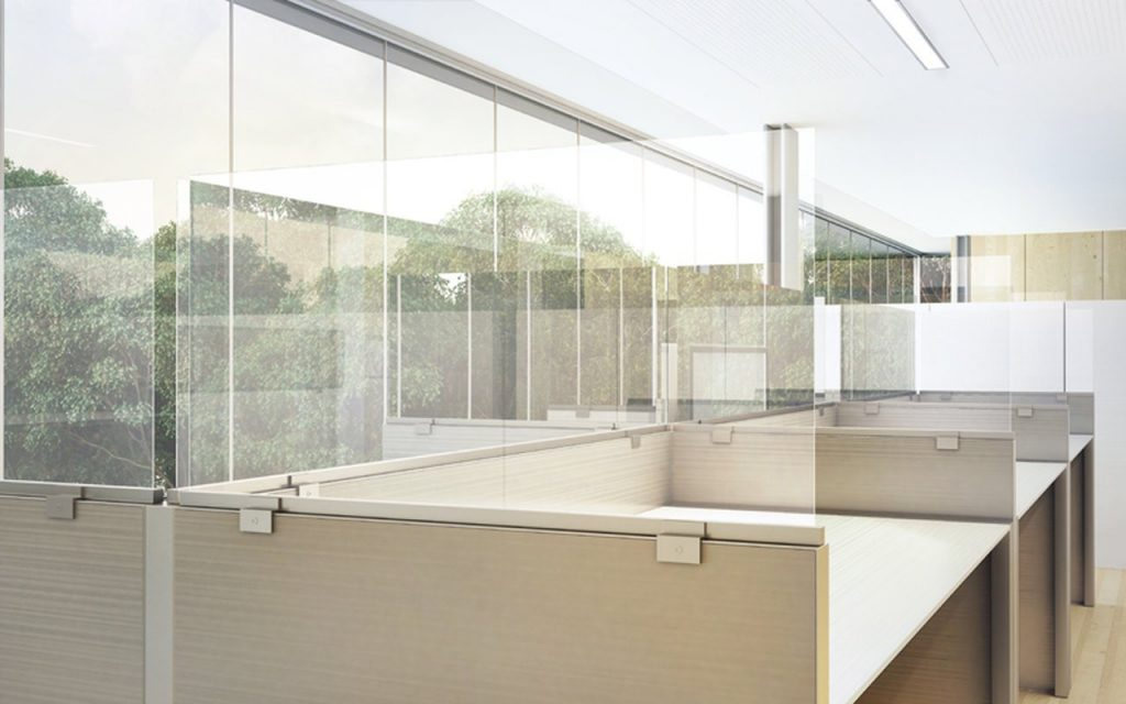 Plexiglass-Workplace-Barriers