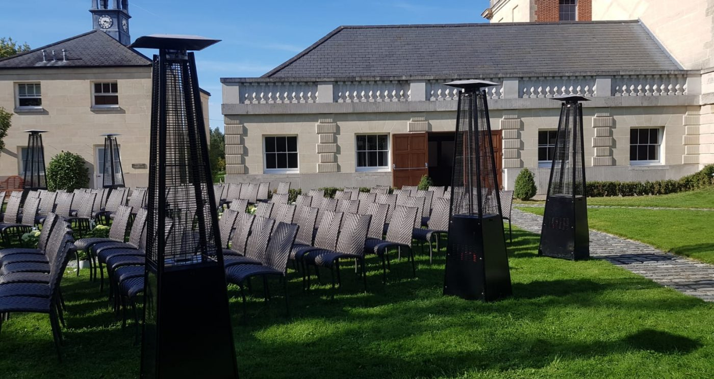 Wedding Outdoor Heaters London